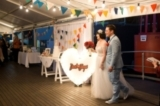 Jacqui and Davids Vintage British Carnival Wedding