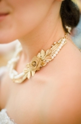 vintage inspired bridal jewelry, Dinuba California wedding, Ridge Creek Golf Course wedding receptio