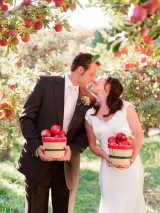 Elizabeth Messina, apple wedding inspiration, fall wedding inspiration