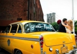 Wedding Taxi Collage
