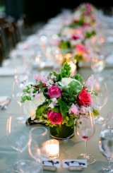 Pink wedding flowers, outdoor wedding inspiration, Kunde Family Estate, Napa California, Tanja Lippe