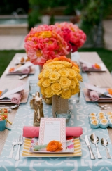 summer wedding ideas, summer wedding inspiration, warm weather weddings