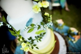 Bird and Branch inspired wedding cake