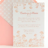 azulsahara wedding invitations, wedding invitation inspiration
