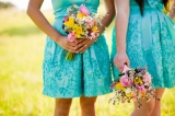 Turquiose bridesmaids dresses, Grand Chenier Ranch, San Miguel California, Cana VP, Cameron Ingalls