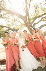 coral wedding ideas macarons coral bridesmaid dresses coral makeup coral desserts coral decoration i