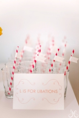 Bridal Shower drink ideas