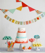 Red Ribbon Studio, wedding candy inspiration