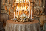 Gold wedding ideas, gold ideas, metallic wedding ideas