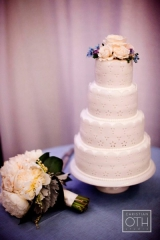 White eyelit wedding cake, Wainright House wedding venue, Rye New York, Lyndsey Hamilton Events, Chr