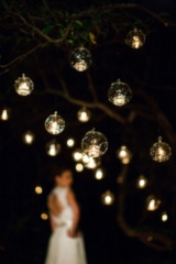 wedding lighting, soft wedding lighting, unique lighting ideas, outdoor wedding lighting