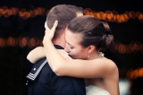 Military wedding inspiration, grooms in uniform
