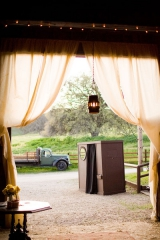 Wedding Photo Booth, Grand Chenier Ranch, San Miguel California, Cana VP, Cameron Ingalls photograph