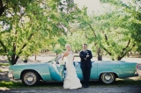 Classic Car inspired wedding