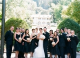 outdoor wedding inspiration, Villa Montalvo wedding venue, Los Gatos California wedding, Todd Rafalo