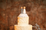 Simple white wedding cake, Melissa Schollaert photography, buttercream cake inspiration