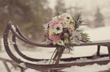 anemone wedding flowers, Gore Creek wedding, Betty Ford Park wedding, Vail Colorado, Carly Mitchell