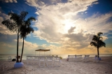 Sunset ceremony in Fort Meyers Florida, Fort Meyers, Florida, Rawsii photography, Sonny Villa