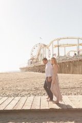 Engagement inspiration, southern california engagement inspiration, boardwalk engagement inspiration