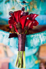Burgandy Calla Lily bouquet, La Caille wedding venue, Salt Lake City Utah wedding, Kayleen T photogr