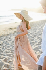 Laguna Beach beach engagement shoot ideas white decor ideas mint decor ideas blue decor ideas BCBG s