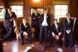 Groomsmen pose before Ceremony, Hausna California wedding, Creative Events Etc., Cameron Ingalls pho