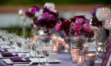 Silver and purple wedding ideas