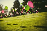 amelia lyon, balloon inspiration, outdoor wedding inspiration