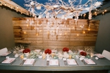 California Christmas, holiday inspiration, winter inspiration, Rustic meets modern, Vintage table, R