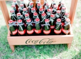 Southern wedding - vintage coca cola