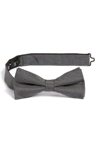 1901 Woven Bow Tie