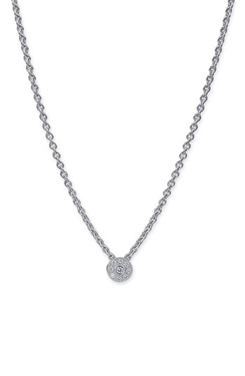 Charriol 'Flamme Blanche' Diamond Necklace
