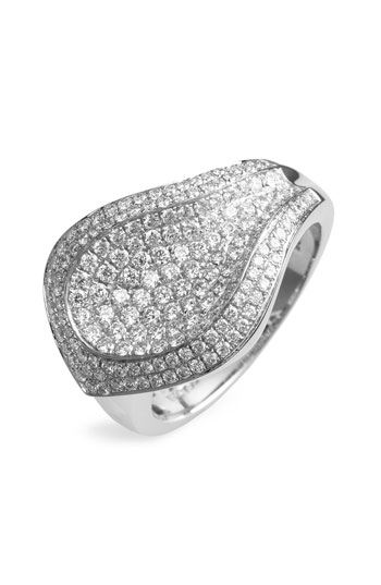 Bony Levy 'Paisley' Diamond Ring Nordstrom Exclusive
