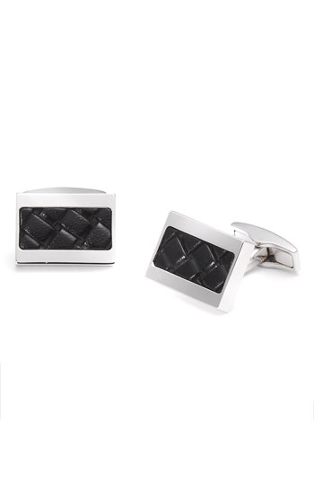 BOSS Black 'Kornell' Cuff Links