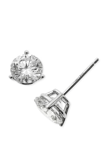 Bony Levy Diamond Stud Earrings Nordstrom Exclusive