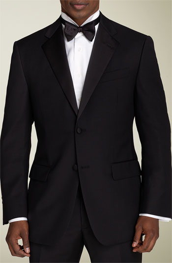 Joseph Abboud Regular Fit Tuxedo Free Next Day Shipping