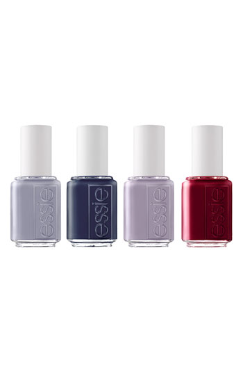 Essie 'Winter Collection' Mini 4-Pack