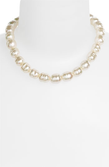Majorica 14mm Baroque Pearl Necklace