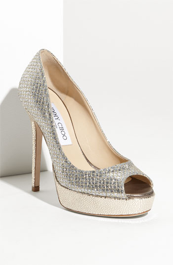 Jimmy Choo 'Crown' Pump
