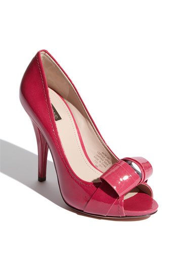 Joan & David 'Orlina' Pump