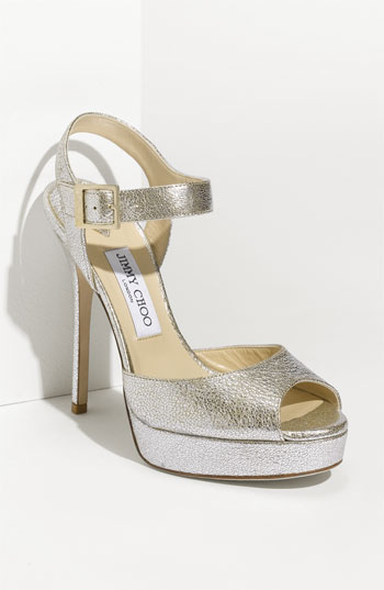 Jimmy Choo 'Linda' Sandal Nordstrom Exclusive