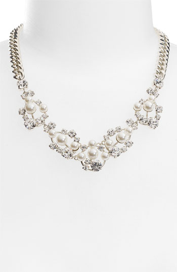 Givenchy 'Pine Street' Collar Necklace
