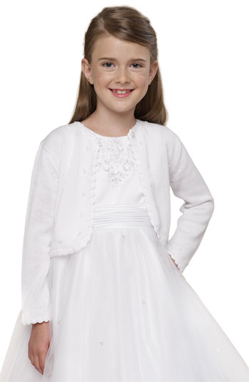 Us Angels Bolero Sweater Little Girls & Big Girls