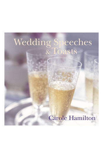 Carole Hamilton 'Wedding Speeches & Toasts'
