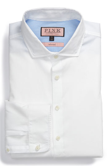 Thomas Pink Informal Fit Dress Shirt