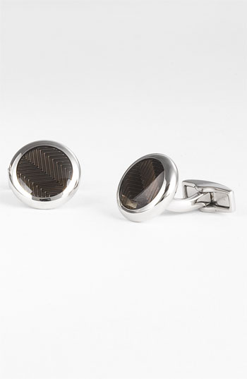 BOSS Black 'Jannis' Cuff Links