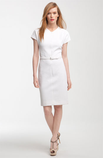 Diane von Furstenberg 'Maizah' Fitted Dress