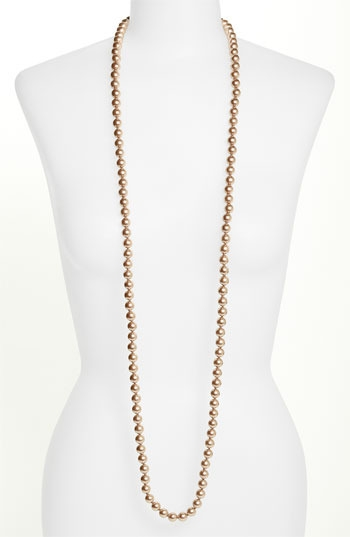 Givenchy 'Kalahari Pearl' Rope Necklace