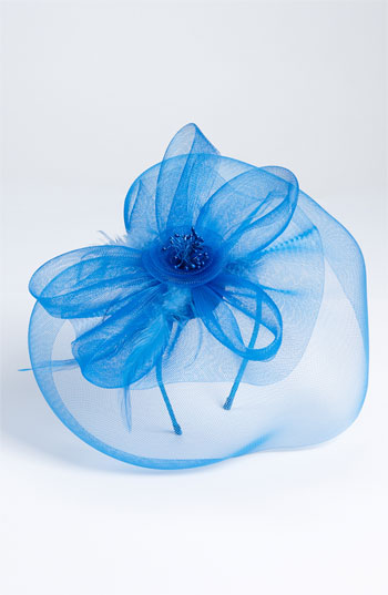 Tasha 'Derby' Fascinator Headband