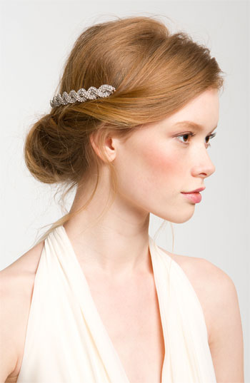 Cara Accessories 'Infinity - Large' Hair Comb